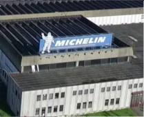 50 лет шинному заводу Michelin в Италии